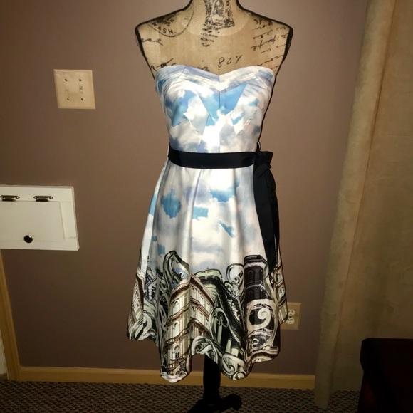 c0a97bce452e9 Anthropologie Dresses | Moulinette Soeurs Skyward Dress 2 | Poshmark